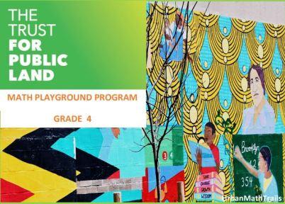 Grade 4 Math Trails Thumbnail