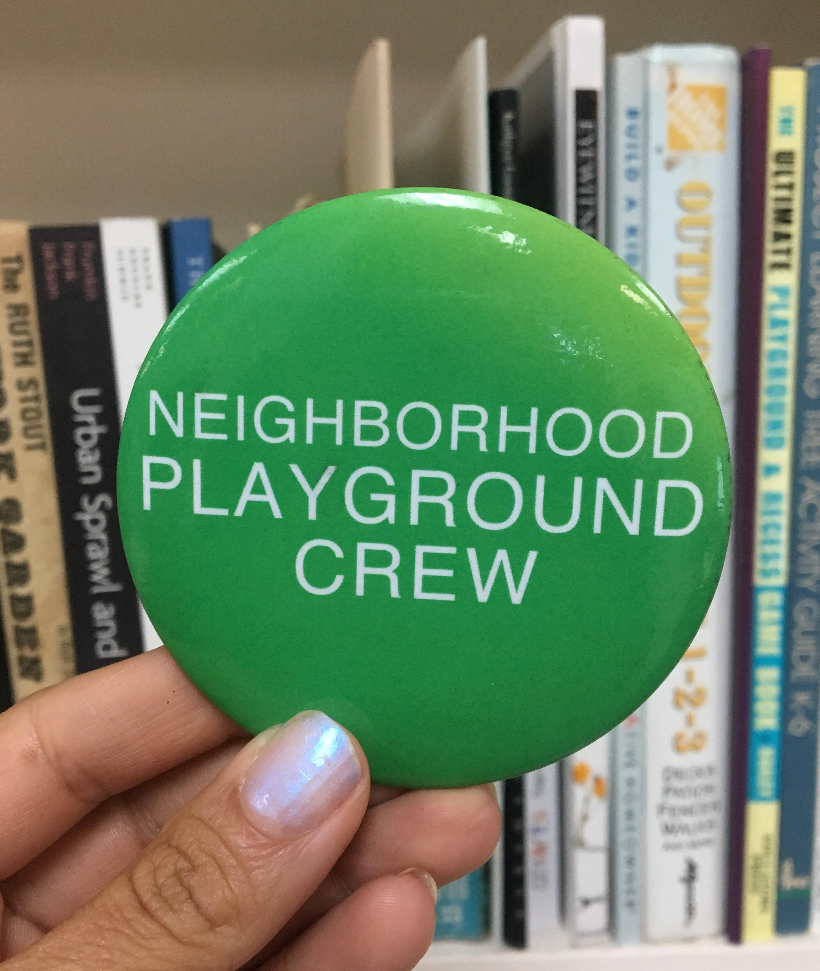 Stewardship Button